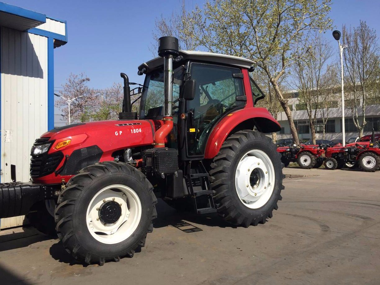 High Quality 55HP Farm Tractor with Ce for Hot Sale